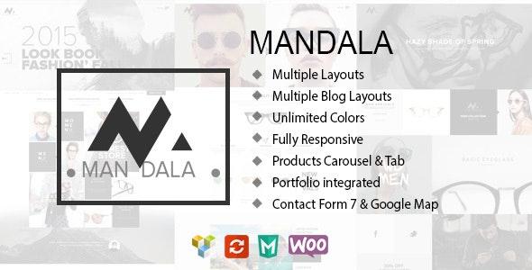 Mandala - Responsive Ecommerce WordPress Theme - WooCommerce eCommerce
