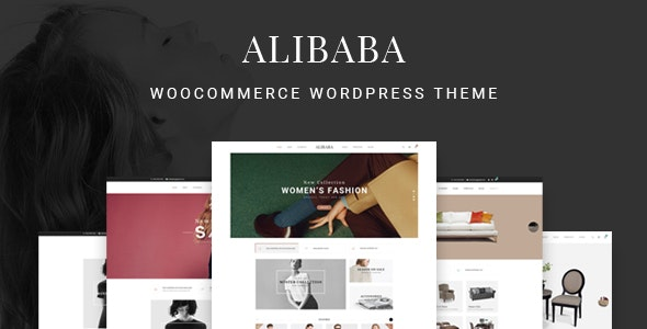 Alibaba - Shopping and Furniture WooCommerce WordPress Theme - WooCommerce eCommerce