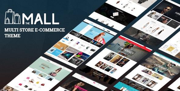 TheMall - Premium WooCommerce Multipurpose Theme - WooCommerce eCommerce