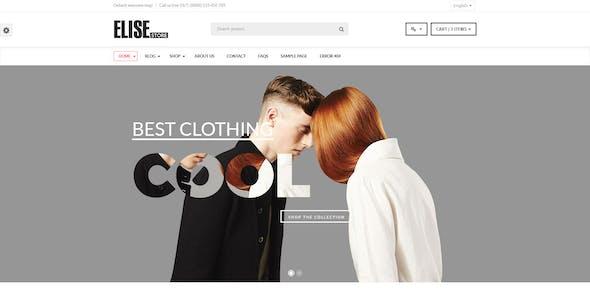 Elise - Fashion WooCommerce WordPress Theme