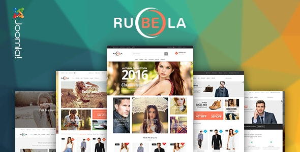Vina Rubela - Multipurpose VirtueMart Joomla Template - VirtueMart Joomla