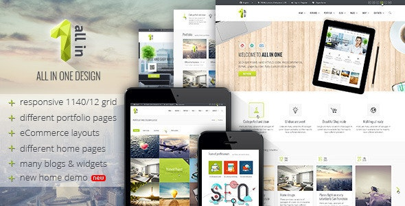 All In One - Multipurpose Business Shopify Theme - Shopping Shopify