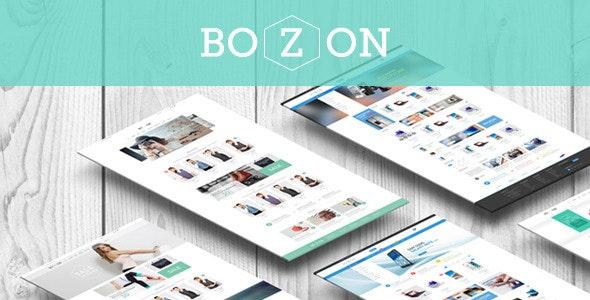 Bozon - Multipurpose Responsive Woocommerce Theme - WooCommerce eCommerce
