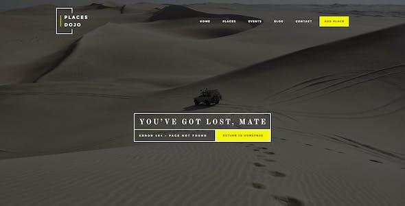 PlacesDojo - Directory WordPress Theme