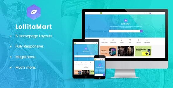 Leo Lollita Responsive Prestashop Theme - PrestaShop eCommerce