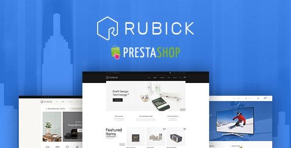 Pts Rubick - Advanced Prestashop Theme for Furniture & Decor - PrestaShop eCommerce