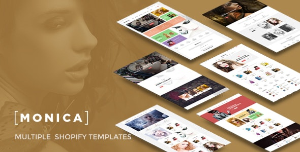 Ap Monica Shopify Theme - Health & Beauty Shopify