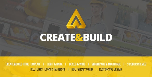 Create & Building WordPress Theme - Business Corporate