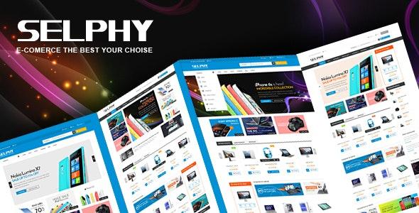Vina Selphy - Responsive VirtueMart Joomla Template - VirtueMart Joomla