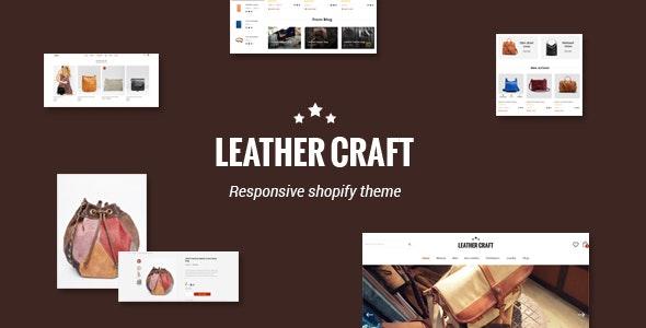 Leather - Responsive Fashion Shopify Theme - Fashion Shopify