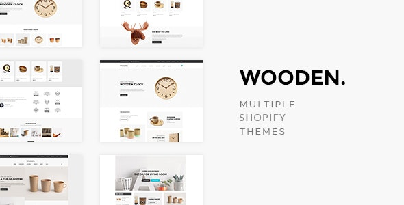 Ap Wooden Shopify Theme - Technology Shopify