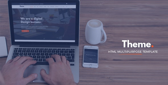 Theme Point - Creative Multipurpose HTML Template - Business Corporate