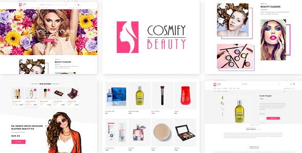 Cosmify - Fashion Cosmetic Shopify Theme - Health & Beauty Shopify