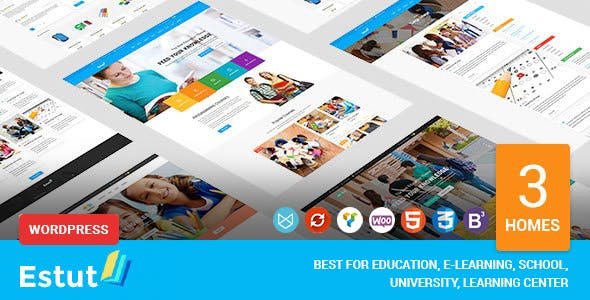 E-learning E-learn Elearn Templates from ThemeForest