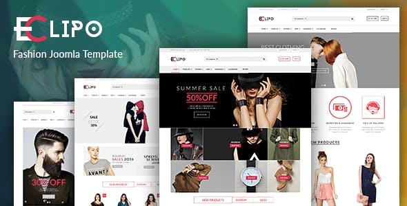Vina Eclipo - Fashion VirtueMart Joomla Template