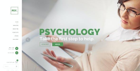 PSY – PSD Template for Psychologists, Counselors & Psychiatrists