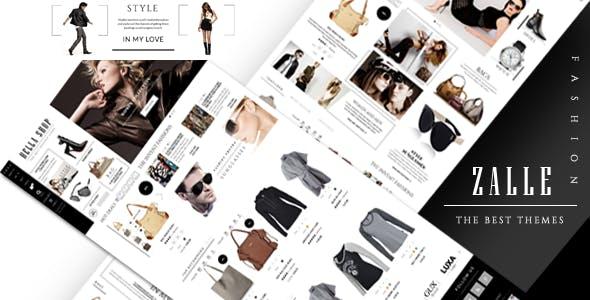 Zalle Perfect Style Prestashop Theme