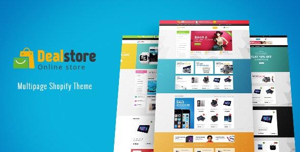 Ap Deal Store Shopify Theme - Shopping Shopify