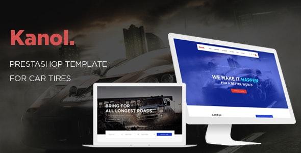 Leo Kanol Responsive Prestashop Theme - PrestaShop eCommerce