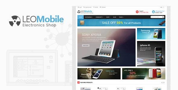 Mobile Shopify Theme - Shopify eCommerce