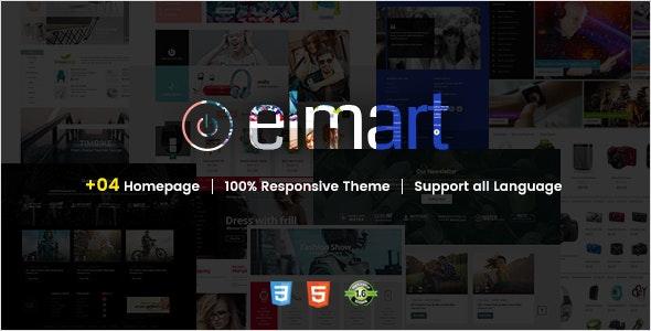 Elmart - Suppermarket Responsive Prestashop Theme - PrestaShop eCommerce
