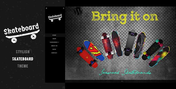Skate - Skateboard Shop Sports Shopify