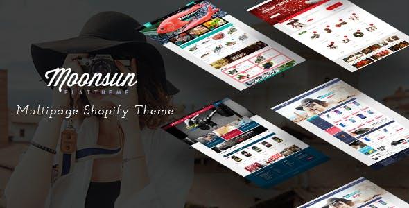 Ap Moonsun Shopify Theme