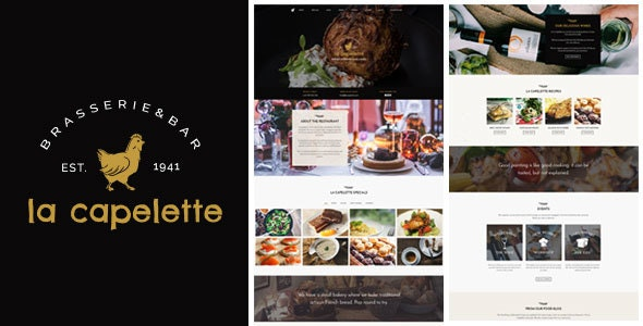 La Capelette - French Cuisine in London - Restaurants & Cafes Entertainment