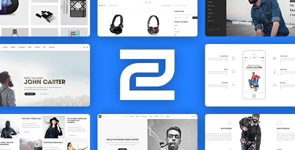 TheJ - Creative WordPress Portfolio Theme - Portfolio Creative