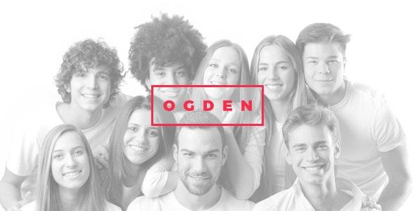 Ogden Creative Multi style WordPress Theme - Creative WordPress