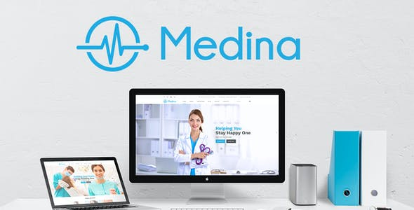 Medina - Medical & Health Template