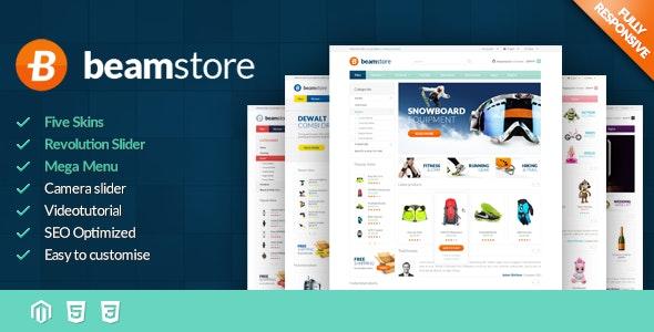 Beamstore - Premium Magento 2 Theme - Magento eCommerce