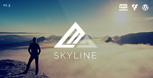Skyline - Responsive Multi-Purpose WordPress Theme - WordPress