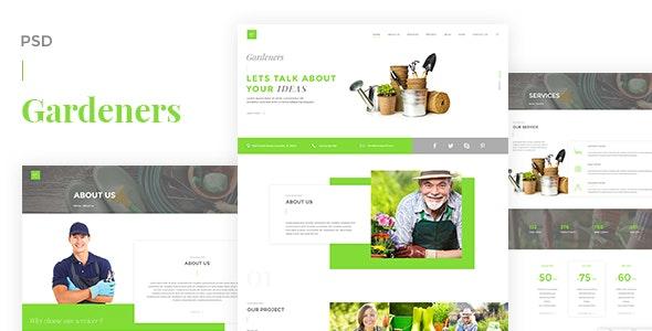 Gardeners - Business Corporate