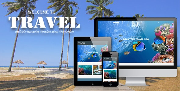 Leo Travel - PrestaShop Theme for Tour Agent & Resort - PrestaShop eCommerce