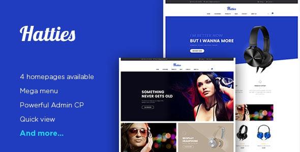 Leo Hatty Responsive Prestashop Theme - PrestaShop eCommerce
