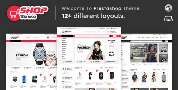 Shop Town - Multipurpose Prestashop Theme - Shopping PrestaShop