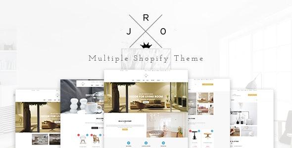 Ap Rojo Shopify Theme - Fashion Shopify