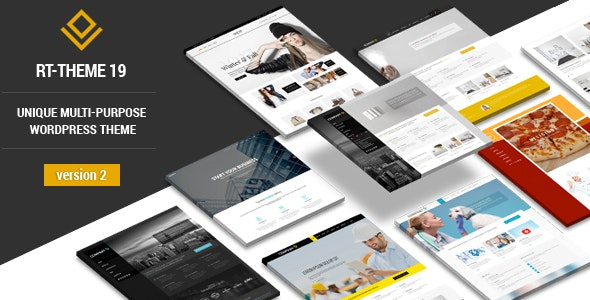 RT-Theme 19 | Multi-Purpose WordPress Theme - Business Corporate