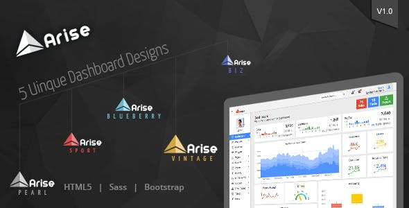 Arise Admin Dashboard