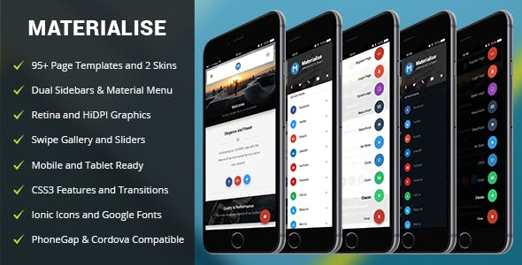 Materialise Mobile