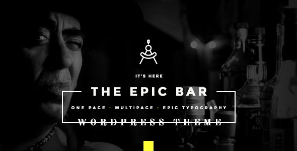 BarDojo - Epic Bar & Restaurant WordPress Theme - Food Retail