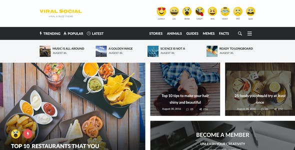 Viral Social Buzz Blog