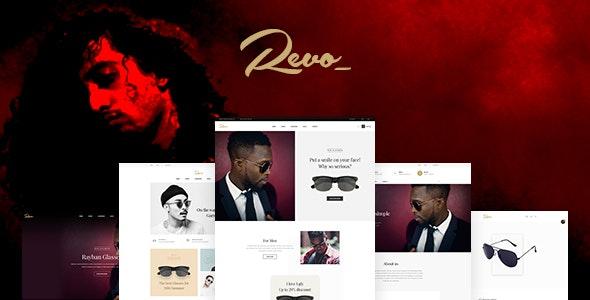 Leo Revo Responsive Prestashop Theme - PrestaShop eCommerce