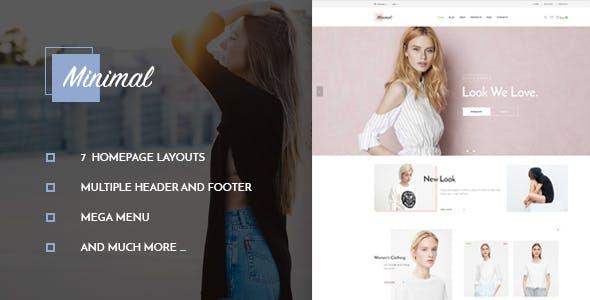 Leo Minimal - Prestashop 1.7 Theme for Women Fashion & Apparel
