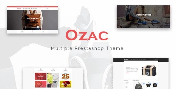 Leo Ozac Responsive Prestashop Theme - PrestaShop eCommerce