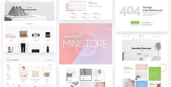 Ves Ministore Furnitue Magento 2 Theme - Shopping Magento