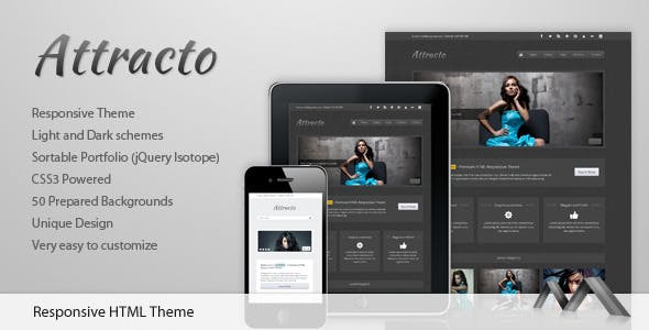 Preloader Templates from ThemeForest