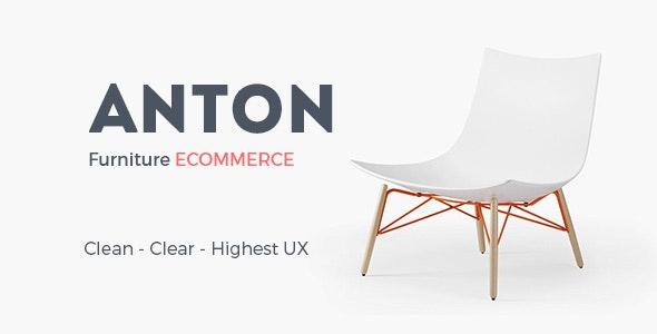 SNS Anton - Furniture WooCommerce WordPress Theme - WooCommerce eCommerce