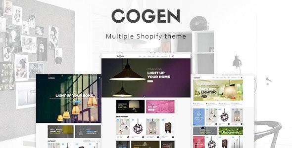 Ap Cogen Shopify Theme - Technology Shopify